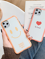 cheap -Case For Apple iPhone 11 / iPhone 11 Pro / iPhone 11 Pro Max Shockproof / IMD / Pattern Back Cover Heart TPU for iPhone X XS XR XS MAX 8 8PLUS 7 7PLUS 6 6PLUS 6S 6S PLUS