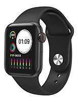 cheap -M58 Smartwatch Bluetooth Fitness Tracker Support Heart Rate Monitor Sport Smart Watch For Android Apple Phone