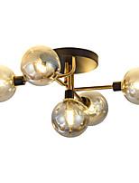 cheap -Modern Light Luxury Ceiling Lamp Bedroom Ceiling Lamp Living Room Lamp Master Bedroom Magic Bean Nordic Bedroom Lamp