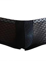 cheap -Men's Mesh Boxers Underwear - Normal Low Waist Black Light Blue White M L XL