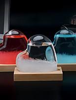 abordables -forme de coeur prévisions météo cristal tempo tempête verre décoration intérieure