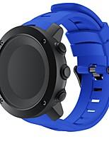 cheap -Watch Band for SUUNTO AMBIT 1  AMBIT 2 AMBIT 3 Suunto Sport Band TPE Wrist Strap