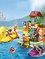 abordables -Blocs de Construction 410    419 pcs Architecture compatible Legoing Simulation Moto Tous Jouet Cadeau / Enfant