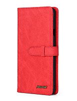 cheap -Case For Samsung Galaxy S20 Plus / S20 Ultra / S20 Wallet / Card Holder / Shockproof Full Body Cases Solid Colored Hard PU Leather