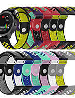 cheap -Watch Band for Vivoactive 3 Garmin Sport Band Silicone Wrist Strap