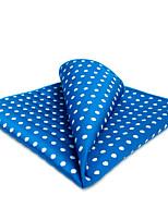 cheap -Men's Party / Work / Basic Pocket Squares - Polka Dot / Jacquard