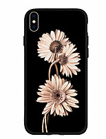 cheap -Case For Apple iPhone 11 / iPhone 11 Pro / iPhone 11 Pro Max Pattern Back Cover Cartoon / Flower TPU