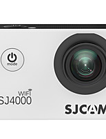 cheap -SJCAM SJ4000WiFi 1080p Boot automatic recording Car DVR 150 Degree Wide Angle CMOS 2 inch LCD Dash Cam with WIFI / motion detection / Loop recording No Car Recorder / 2.0 / Built-in microphone