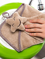 cheap -Kitchen Cleaning Supplies synthetic fibre Cleaning Brush & Cloth Lovely 1pc