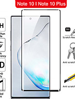 cheap -Samsung Note10 Series Curved Full Screen Hd Tempered Glass Protective Film