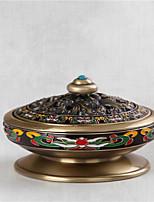 abordables -objets décoratifs poker, matériel spécial métal moderne contemporain style européen lueur pour décoration cadeaux 1 pc
