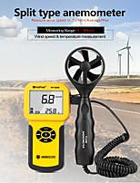abordables -gouvernement® anémomètre hp-826a 0〜30m / s léger / pratique / mesure