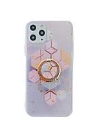 cheap -Case For Apple iPhone 11 / iPhone 11 Pro / iPhone 11 Pro Max Pattern Back Cover Geometric Pattern TPU X XS XSmax XR 7 7plus 8 8plus 6 6s 6plus 6splus