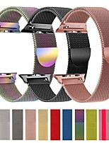 cheap -Watch Band Bracelet Strap For Iwatch 5/4/3/2/1 44Mm 40Mm Bands Stainless Steel Strap For Apple Watch Band 38Mm 42Mm
