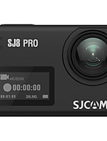 cheap -SJCAM SJ8PRO 2160P Fisheye correction / Boot automatic recording Car DVR 170 Degree Wide Angle CMOS 2.33 inch IPS Dash Cam with WIFI / Loop recording / Built-in microphone No Car Recorder