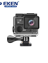 cheap -EKEN H5S Plus Action Camera HD 4K 30fps EIS with Ambarella A12 chip inside 30m waterproof 2.0' touch Screen sport camera Car DVR