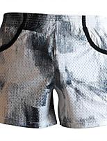 cheap -Men's Basic Boxers Underwear - Normal Mid Waist Black White Royal Blue M L XL
