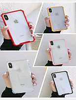 cheap -Case For Apple iPhone 11 / iPhone 11 Pro / iPhone 11 Pro Max Ultra-thin Back Cover Transparent TPU X XS XSmax XR 7 7plus 8 8plus