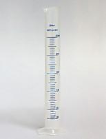 abordables -250 ml en plastique cylindre de mesure gradué outils chimie laboratoire cylindre outils école laboratoire cuisine mesure outils