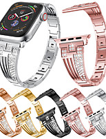 cheap -Watch Band for Apple Watch Series 5/4/3/2/1 / Apple Watch Series 4 Apple Sport Band / Classic Buckle / Modern Buckle Stainless Steel Wrist Strap for Apple Watch Series 5
