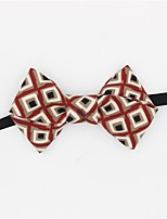 cheap -Men's Party / Work / Basic Bow Tie - Jacquard