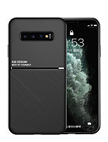 cheap -Case for Samsung scene map Samsung Galaxy S11 S11e S11 Plus S10 S10e S10 Plus The New Moire series Solid color Frosted Anti-fingerprint Hand sweat prevention PU Skin TPU Two in one phone case
