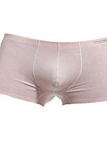 cheap -Men's Basic Boxers Underwear - Normal Mid Waist Light Blue Red Green M L XL
