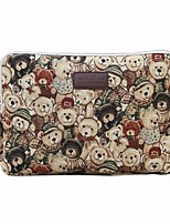 cheap -11.6 12 13.3 14.1 15.6 inch Universal Animal print Canvas Water-resistant Shock Proof Laptop Sleeve Case Bag for Macbook/Surface/Xiaomi/HP/Dell/Samsung/Sony Etc