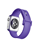 cheap -Silicone Strap For Apple Watch Band 44 Mm/40Mm Iwatch Band 38Mm 42Mm Sport Bracelet Rubber Watchband For Apple Watch 5 4 3 2 1