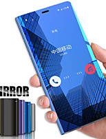 cheap -Smart Leather Mirror Flip Case For Samsung Galaxy S7EDGE S8 S9 S10 Plus Note 10 Plus S10e Not 9 Case Phone Cover For Galaxy S 10Plus S 10 Pro
