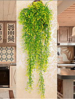 cheap -Artificial Plant Wall Decoration Hanging Basket Orchid Rattan Home Decoration