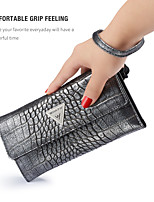 cheap -Case For Apple iPhone 11 / iPhone 11 Pro / iPhone 11 Pro Max Pattern Full Body Cases / Armband Lines / Waves PU Leather