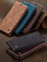 cheap -Funda magntica CaseMe para Samsung Galaxy S10 funda Retro de cuero para Galaxy S10 e S9 S8 Plus S7EDGE
