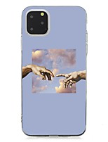 cheap -Case For Apple iPhone 11 / iPhone 11 Pro / iPhone 11 Pro Max Ultra-thin Back Cover Scenery TPU For iPhone XS Max/XS/XR/X/7/8 Plus/6s Plus/5/5s/SE
