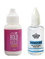 cheap -Extension Tools / Tools & Accessories Gel / Glue Wig Adhesive Glue / Adhesive Tapes / Adhesive Adhesive Tapes / Glue Pellets Water Resistant / Waterproof / Universal / Water Resistant 2 pcs Christmas