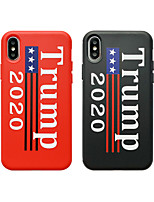 cheap -Case For Apple iPhone 11 / iPhone 11 Pro / iPhone 11 Pro Max Pattern Back Cover Word / Phrase TPU X XS XSmax XR 8 8plus 7 7plus 6 6S 6plus 6Splus