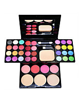 cheap -39 Colors Eyeshadow Palette Eye Multilayer Daily Makeup Party Makeup Fairy Makeup Cosmetic Gift