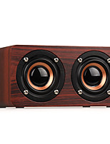 cheap -WOODEN WIRELESS BLUETOOTH SPEAKER PORTABLE HIFI SHOCK BASS ALTAVOZ TF CAIXA DE SOM SOUNDBAR FOR IPHONE SUMSUNG XIAOM
