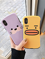 cheap -Case For Apple iPhone 11 / iPhone 11 Pro / iPhone 11 Pro Max Pattern Back Cover Cartoon TPU for iPhone X XS XR XS MAX 8 8PLUS 7 7PLUS 6 6PLUS 6S 6S PLUS