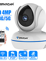 cheap -Vstarcam IP Camera C22Q 4MP IP Camera 2.4G/5G Wifi Camera IR Night Vision Motion Alarm Video Surveillance Security Camera H.265