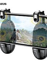 abordables -joystick baseus joypad pour pubg jeu mobile déclencheur bouton de tir gamepad pour iphone xiaomi téléphone android l1r1 shooter contrôleur
