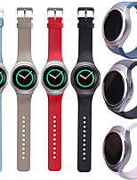 cheap -Watch Band for Gear S2 Samsung / Samsung Galaxy Sport Band Silicone Wrist Strap