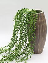 abordables -fleurs artificielles 1 branche classique style simple plantes de style pastoral fleur de mur