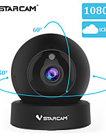 cheap -Vstarcam 1080P 2MP Dome Mini IP Camera G43S Wireless Wifi Security Camera PTZ Cam IR Night Home Surveillance Camera Baby Monitor