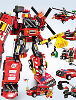 cheap -Building Blocks 649 pcs Robot compatible Legoing Simulation All Toy Gift / Kid's