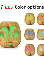 cheap -400ml Mist Maker Control Humidifier Aroma Essential Oil Diffuser Air Humidifier 7 Color Night Light For Home