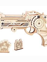 abordables -Puzzles 3D Puzzles en bois Créatif Simulation Fait à la main En bois 29/35/31/27 pcs Enfant Adulte Tous Jouet Cadeau