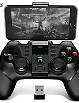 abordables -Winnipeg 9076 PG-9076 Bluetooth Gamepad Gamepad Controller Mobile Trigger Joystick pour Android Cell Smart Phone PC Fire Free Hand