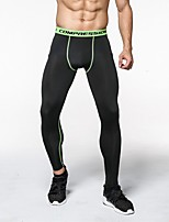 cheap -JACK CORDEE Men's Compression Pants Cycling Pants Polyester Bike Bottoms Breathable Quick Dry Sweat-wicking Sports Green / Red / Grey Mountain Bike MTB Road Bike Cycling Clothing Apparel Form Fit