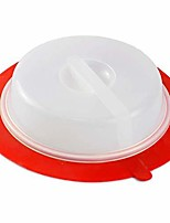 cheap -Food Fresh Cover Leftover Lid Stackable Air-tight Plate Topper Food-Grade Bpa-free Dishwasher Safe